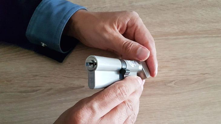 восстановление цилиндрового устройства